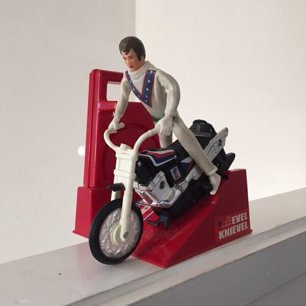 Evel Knievel Stunt Toy In Greenock Inverclyde Gumtree