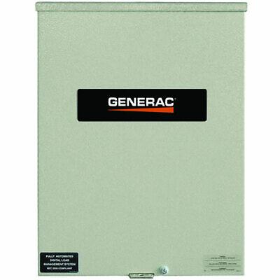 Generac 400-amp Automatic Smart Transfer Switch W Power Management Service ...