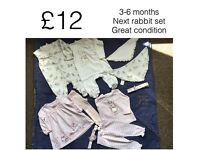 Girls clothes 3-6 months