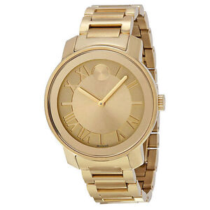 Movado Watch (Gold) *NEW* Unisex