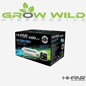 Hi-Par Dynamic DE Euro Pro Kit - 600W | 400V | Hi-Par Ballast   B
