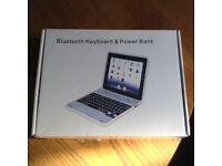 Bluetooth Keyboard and Power Bank