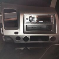 Car Kenwood CD player with remote