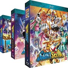 ★Saint Seiya (Les Chevaliers du Zodiaque)★ Intégrale - Edition HD [Blu-ray]