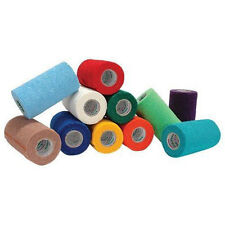Co Flex strong cohesive flexible Pet bandage - 5 yards each - all colors & sizes
