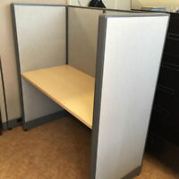 CUBICLES, OFFICE DIVIDERS, WORKSTATIONS, PARTITIONS, PANELS