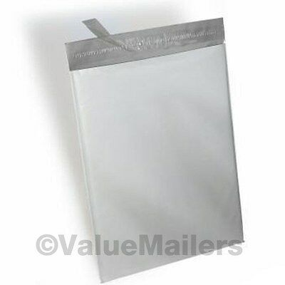 1000 - 10x13 Poly Bags 2.4 Mil Plastic Shipping Mailers Envelopes Self Seal Bag