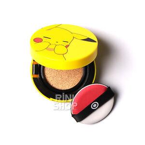 TONY-MOLY-Pokemon-PIKACHU-Mini-Cover-Cushion-9g-Rinishop