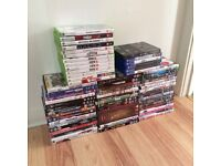 DVD and Games Job Lot