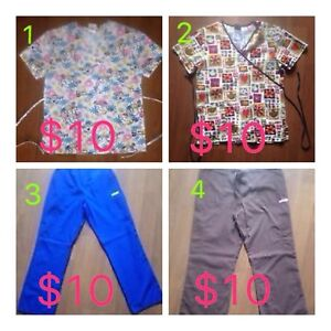 HALF OF POSTED PRICES - SCRUBS, SCRUBS, AND MORE SCRUBS