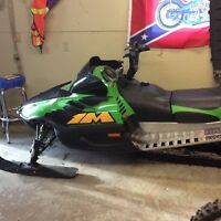 Selling my sled 3200 obo ,will also trade for street bike.