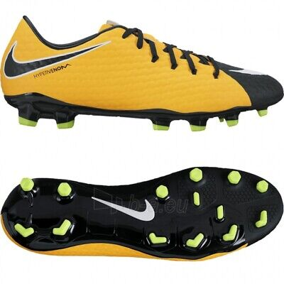 ce7f0cab3 Nike Hypervenom Phelon III 3 FG Soccer Cleats 852556-801 Men's Size 6.5  MSRP $80