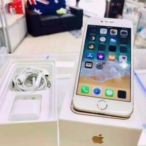 MINT CONDITION IPHONE 7 128GB GOLD UNLOCKED TAX INVOICE Surfers Paradise Gold Coast City Preview