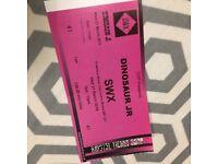 Dinosaur Jr Tickets x 2