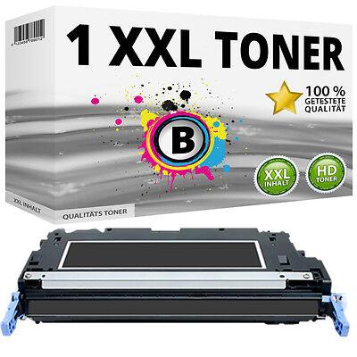 XL TONER für HP Q6470A  Color LaserJet 3600N 3600DN 3800N 3800DN CP 3505N 3505DN (Hp Color Laserjet Black Toner)