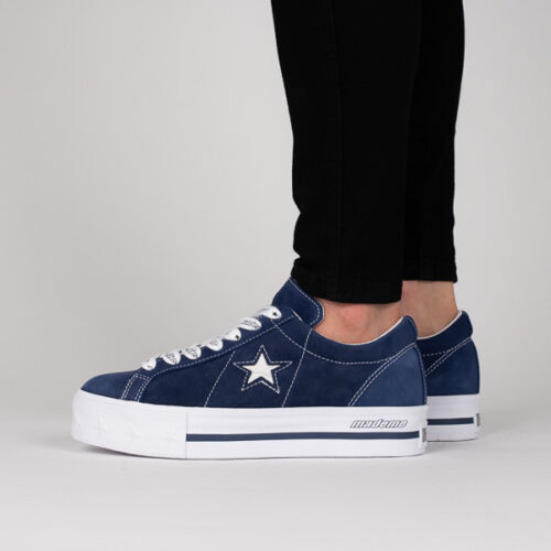 WOMEN'S SHOES SNEAKERS CONVERSE X MADEME ONE STAR PLATFORM OX [562960C]
