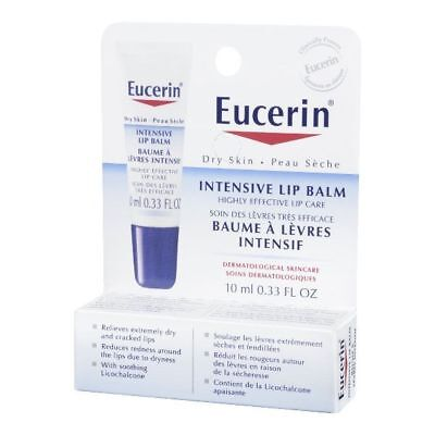 Eucerin Intensive Lip Balm 10ml