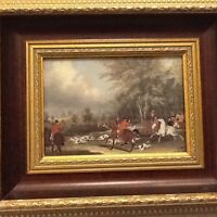 Breaking Cover and The Fox Chase prints by James Pollard.
