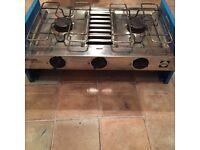 Campervan camping stove hob cooker