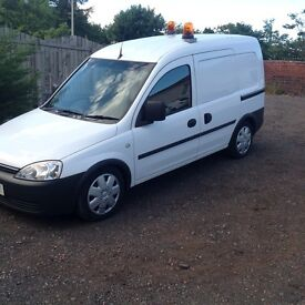 VAUXHALL COMBO DIRECT BT F/S/H NO VAT CONTACT 0781,802,1719