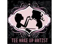 Makeup artist Tee