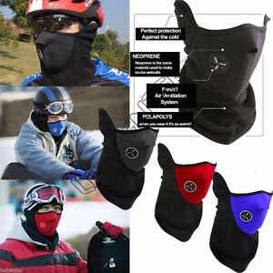 Cagoule/Tour Cou/ Anti Froid Moto/Scooter/Ski / Néoprène+Polaire