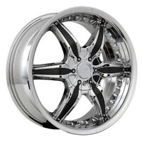 Ready To Roll Summer Package Chrome Wheels With Tires