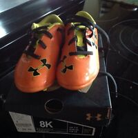Kids soccer cleats/ shoes