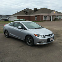 2012 Honda Civic ex Hatchback
