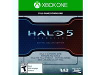 Halo 5 Guardians Digital Deluxe Edition Xbox One - Digital Code