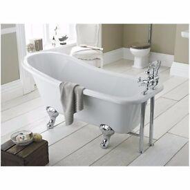 Kensington Freestanding Bath – Corbel Leg Set
