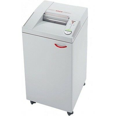 Destroyit 2604 Strip Cut Paper Shredder - 2604sc