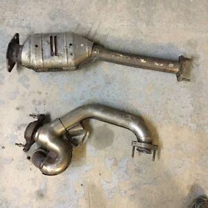 Exhaust Parts for 1999 Ford Contour SVT. Hardly Used
