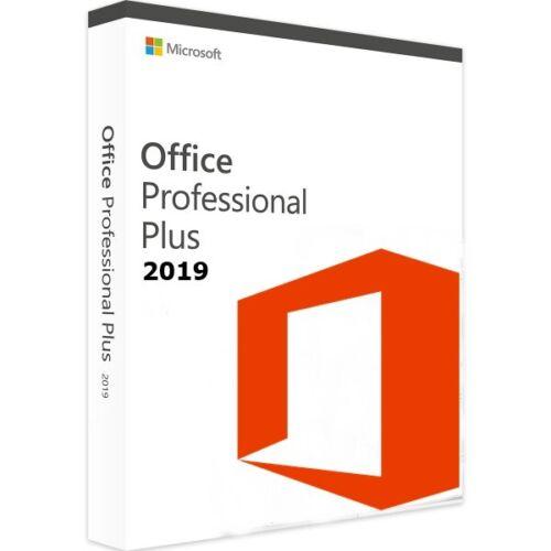 Office 2019 Professional Plus MS Office PRO Plus, Vollversion Key DEUTSCH
