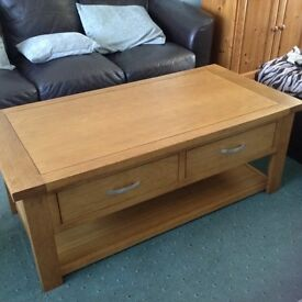 Dunelm Mill coffee table