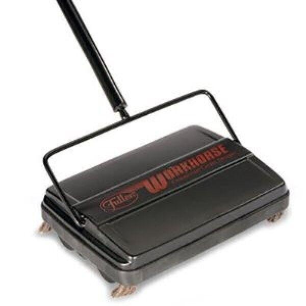 Fuller Brush Workhorse Cordless Bare Floor Carpet Sweeper Cleaner