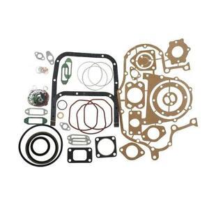 Dichtsatz komplett für Deutz Motoren F3L912 und F3L913 Teile Nr.OZ91038