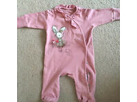 Baby girl clothes bundle 0-6 months