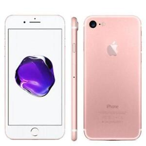 iPhone 7 128GB Rose Gold UNLOCKED ( including Freedom / Chatr ) 10/10 condition /w original box, charger $650 FIRM