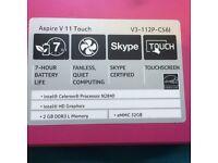 Acer laptop 6mths old