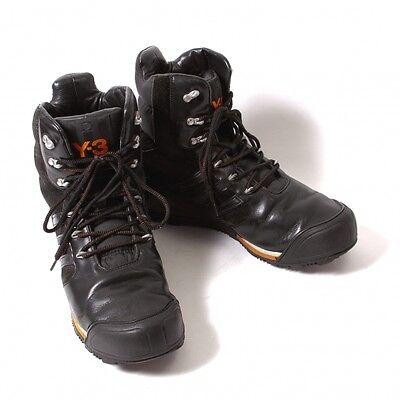 Y-3 Leather Sneaker Size 30(US 12)(K-41433)