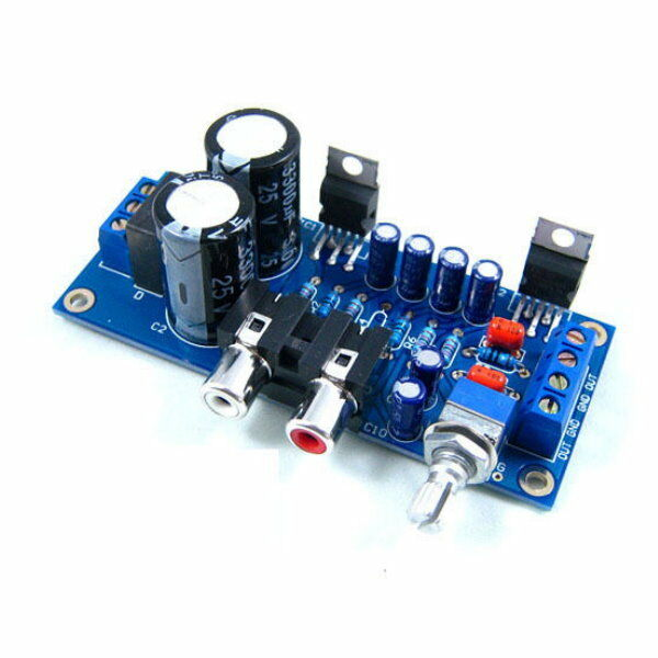 Power amplifier kit ebay tda2030a audio power amplifier diy kit components ocl 18w x 2 btl 36w uk seller solutioingenieria Image collections