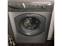 "Silver Hotpoint washer 7 kg £65"""""""