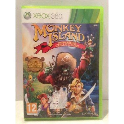 Monkey Island Edition Spéciale Collection Microsoft Xbox 360