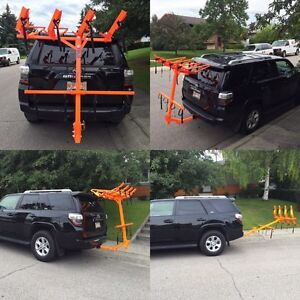 Vehicle mount vertical bike rack,multi-discipline,starts at $700 North Shore Greater Vancouver Area image 7