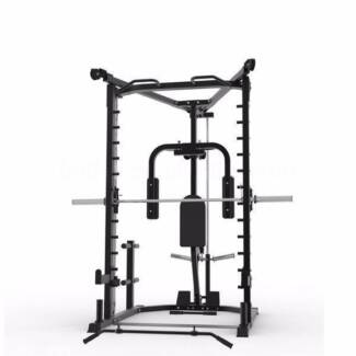 New Armortech AT10 Smith Machine, Lat / Row & Fly Cables + Rack Malaga Swan Area Preview