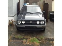 Vw Mk2 Golf 1.6 8v not GTI