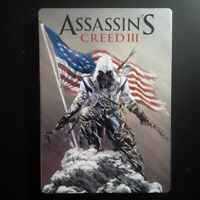 Assassin's Creed III /w Steelbook Sony PS3 [Game Included]
