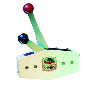 Trem Side Mount Twin Lever Engine Control Box - Boat Power / Speed boat New A120