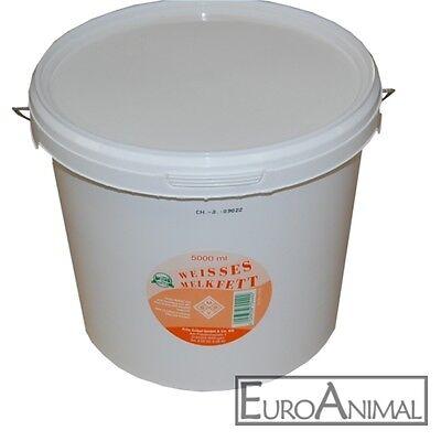 Melkfett Upland 5000ml Eimer - 5 Liter